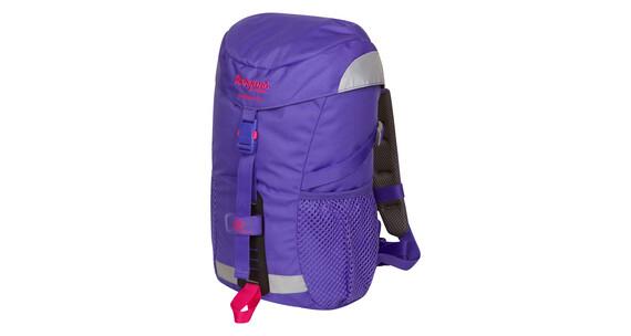 Bergans Nordkapp 12l Daypack Juniors Light PrimulaPurple/Hot Pink